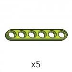 플레이트 (SPI-1b6(G)) 5개