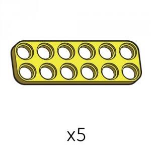 플레이트 (SPD-2b6(Y)) 5개