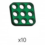 플레이트 (SPD-3b3(DG)) 10개