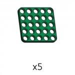 플레이트 (SPD-5b5(DG)) 5개