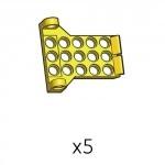 넓은사이드어뎁터 (SPY-3b5(Y)) 5개