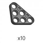 삼각플레이트 (SPA-3b3(K)) 10개