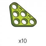 삼각플레이트 (SPA-3b3(G)) 10개