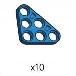삼각플레이트 (SPA-3b3(B)) 10개