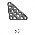 삼각플레이트 (SPA-5b5(K)) 5개