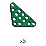 삼각플레이트 (SPA-5b5(DG)) 5개