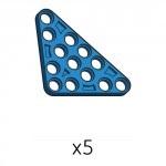 삼각플레이트 (SPA-5b5(B)) 5개