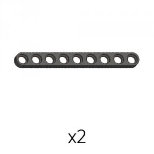플레이트 (PI-1b9(k)) 2개