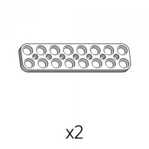 플레이트 (PD-2b8(w) 2개