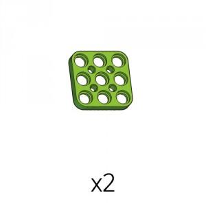 플레이트 (PD-3b3(g)) 2개