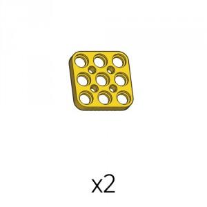 플레이트 (PD-3b3(y)) 2개