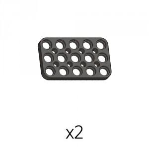 플레이트 (PD-3b5(k)) 2개