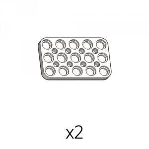 플레이트 (PD-3b5(w)) 2개