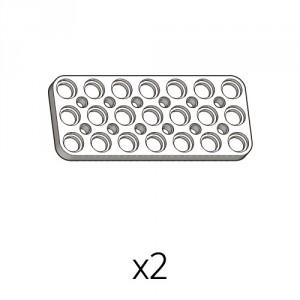 플레이트 (PD-3b7(w)) 2개