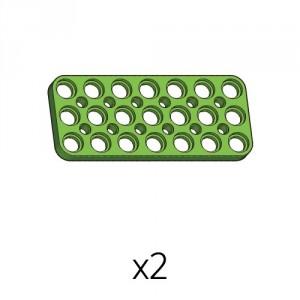 플레이트 (PD-3b7(g)) 2개