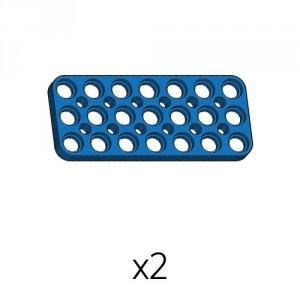 플레이트 (PD-3b7(b)) 2개