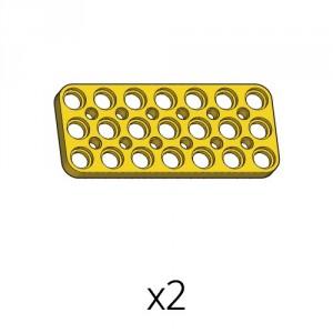플레이트 (PD-3b7(y)) 2개