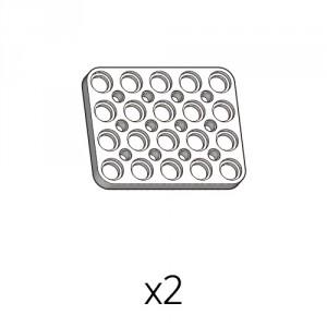 플레이트 (PD-4b5(w)) 2개