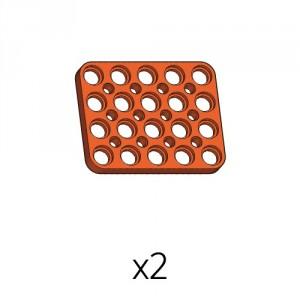 플레이트 (PD-4b5(o)) 2개