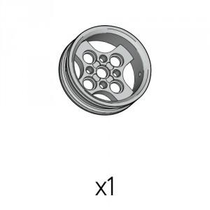 휠(바퀴)) (Wheel 1개)